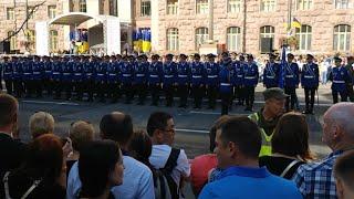 Парад ко Дню независимости Украины