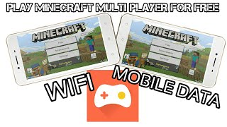 🔥Play Minecraft pe multiplayer with friends from far places  OMLET ARCADE screenshot 4