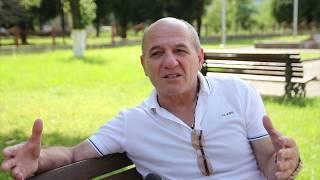 Интервью с Героем Абхазии, мастером спорта по вольной борьбе, тренером по карате Нодаром Какубава