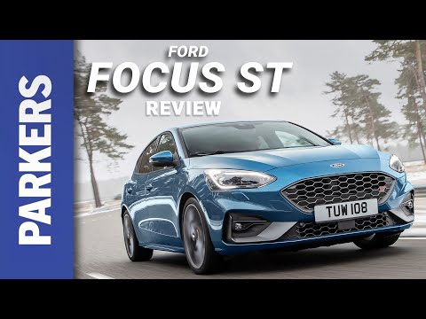 Ford Focus ST First Drive Review   Tested on track