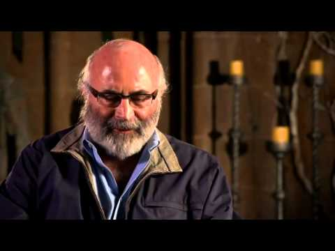 "Bob Hoskins ""Muir""  HD Interview  ""Snow White and the Huntsman"""