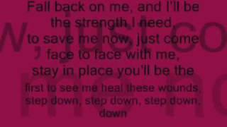 Downfall By Trust Company with lyrics