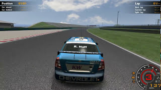 Race - The WTCC Game HD 720p Test