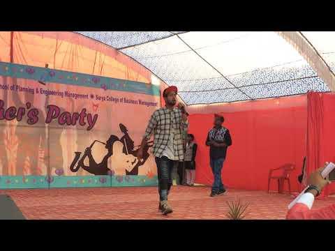 Hustler meri Kahani Afzal Dazzler live Cest Lucknow 2k17
