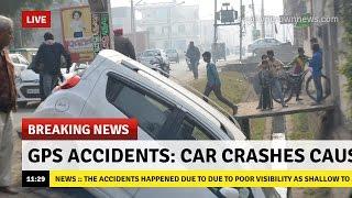 Car Accidents Google Maps Gps