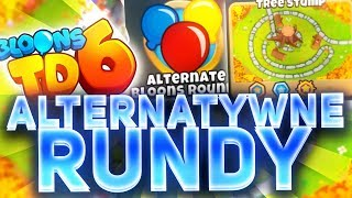 Bloons TD6 [PL] odc.18 - Tree Stump *ALTERNATE BLOONS ROUNDS*