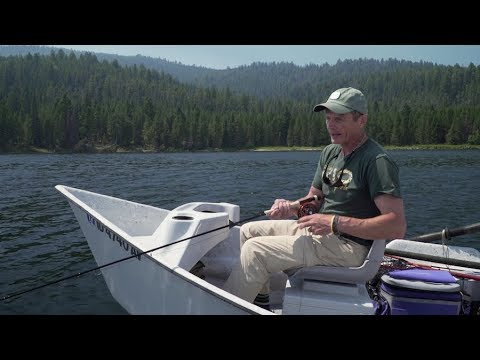 How To Fish Sinking Lines On A Lake - RIO Products