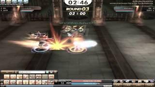 Dragonica PVP - Myrmidon vs Shadow