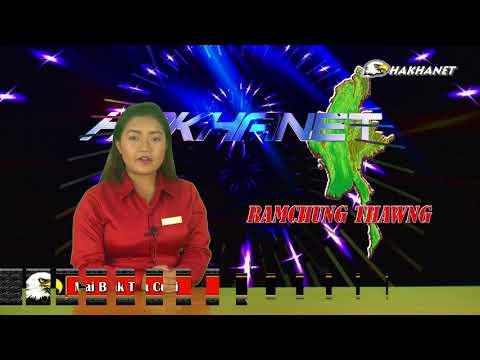 2017 October 9 Hakhanet Thawngpang