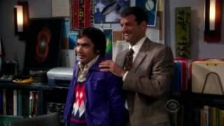 Mejores momentos de Sheldon (T2 Cap. 4)