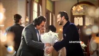 Hamza Abbasi & Mehwish Hayat in New Tulsi TVC 2014 Full Song