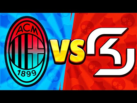 PARTIDAZO COMPETITIVO vs SK GAMING (EQUIPO BRUTAL)