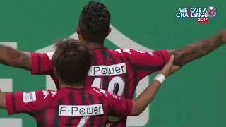 2017明治安田生命J1リーグ第22節 北海道コンサドーレ札幌vsヴァンフォー...