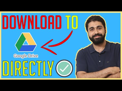 Download And Save Files Directly To Google Drive From Any URL | Remote URL Upload | Internet Tricks