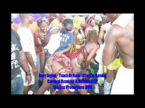 Busy Signal Touch Di Road Slackaz Remix YouTube 10 23 2011 youtube original