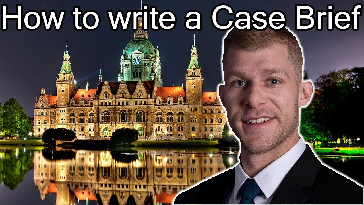 How to write case comment