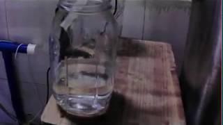 Explaining how to make moonshine. Start to finish.