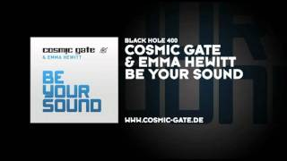 Cosmic Gate & Emma Hewitt -