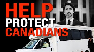 COVID hotels: Lets help Canadians Trudeau is FORCING into quarantine after coming home!