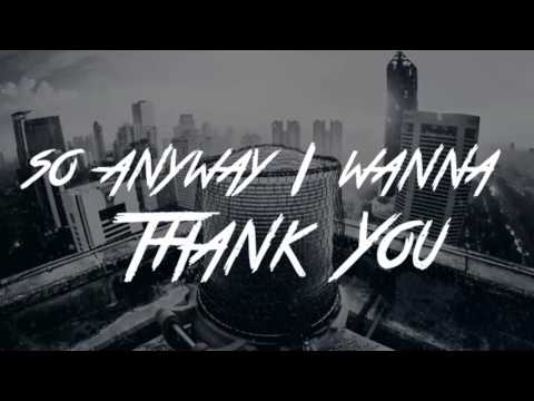 OVHIE ft. EIZY - THANK YOU (for Haters) [LYRICS VIDEO]