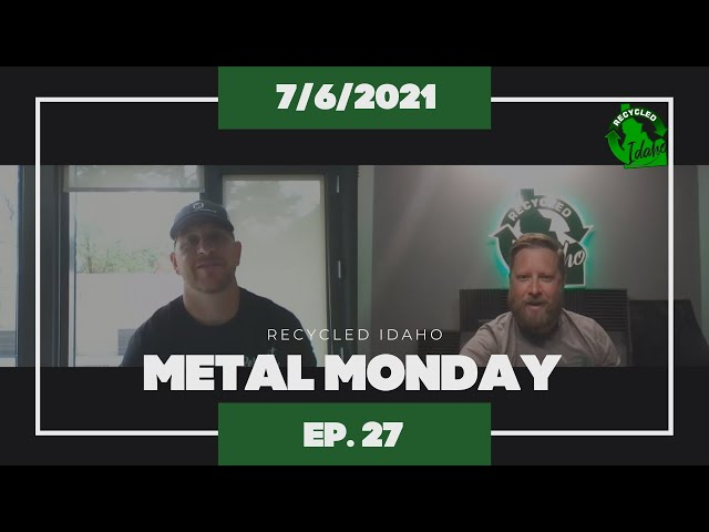 Metal Monday Episode #27 With Nick and Brett, July 6, 2021