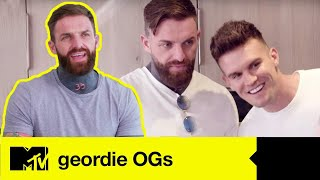 Aaron Is Left Speechless As He Meets Mini Gaz For The First Time | Geordie OGs