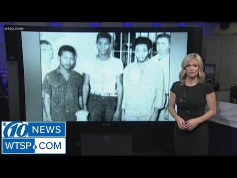 Groveland Four pardoned 70 years later