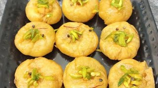 Balushahi Recipe | Badusha Recipe | Khurmi Recipe