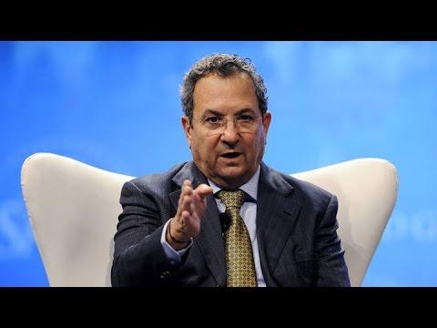 Ehud Barak: Jerusalem Synagogue Attack Is Disgusting