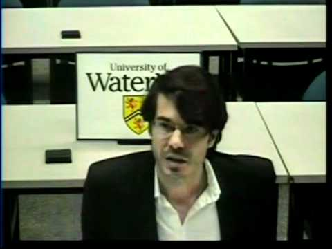 Ethics 2011 | Brian Orend: Post-War Justice: What, If Anything, Do We Still Owe Iraq and Afghanistan
