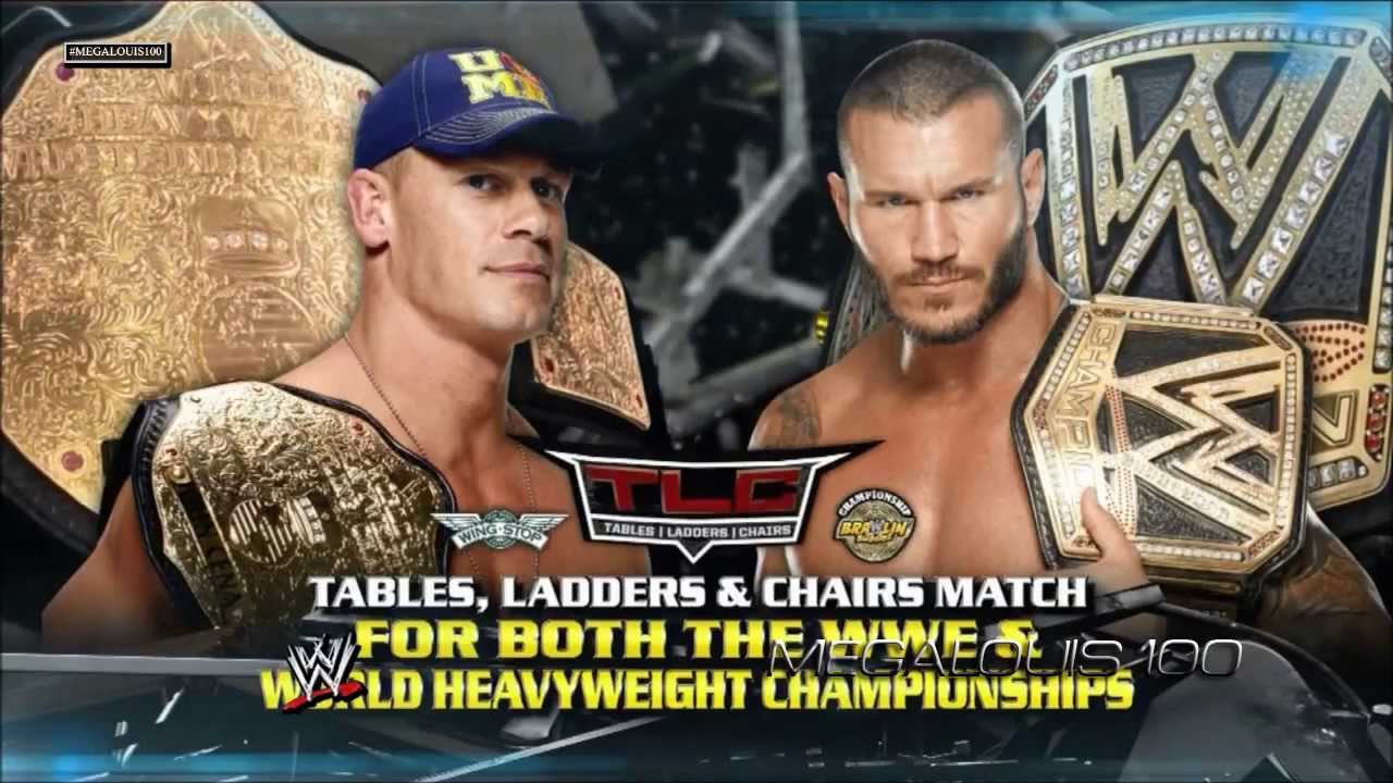 WWE TLC (Tables, Ladders and Chairs) 2013 Match Card ...  WWE TLC (Tables...