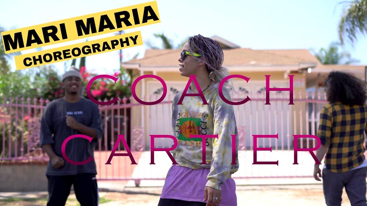 "A$AP Ferg  ft. Famous Dex ""Coach Cartier"" - Choreography Mari Maria"