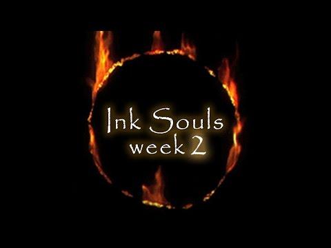 Ink Souls - week 2
