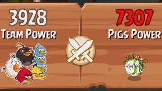 Angry Birds Epic Rpg Secret Hard Boss