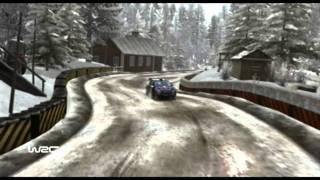 WRC: FIA World Rally Championship (PS3) gameplay