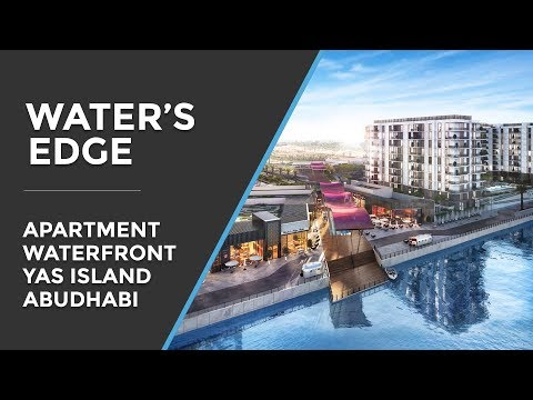 Water's Edge | Waterfront Apartments on Yas Island Abu Dhabi وترز أج جزيرة ياس ابوظبي