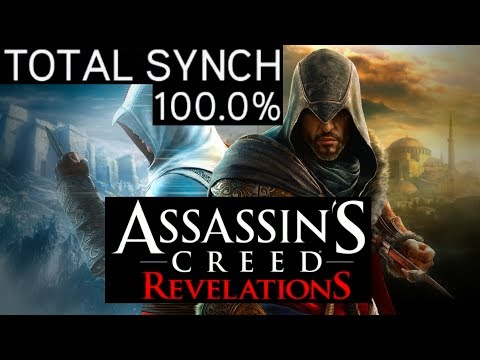 100 Total Synch Assassin S Creed Revelations Youtube