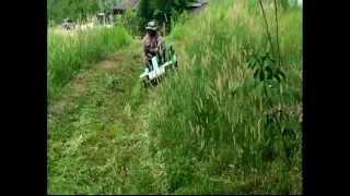 รถตัดหญ้านั่ง�...