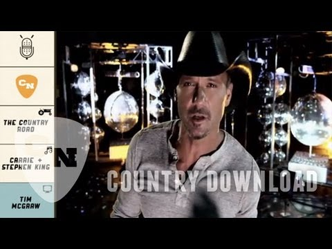 Tim McGraw Rocks Those Jeans | Country Download Ep. 1 | Country Now