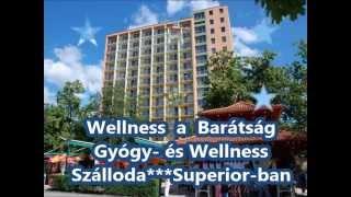 Wellness a  Barátság Gyógy- és Wellness Szálloda***Superior-ban