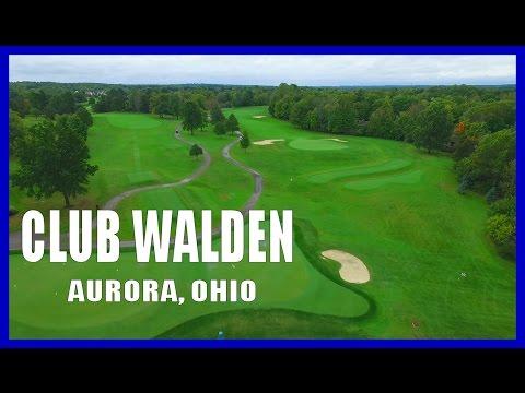 Club Walden Golf Course & Spa - Aurora, Ohio - DRONE OHIO