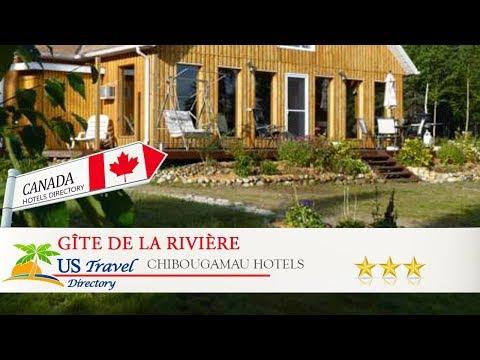 Gte de la Rivire - Chibougamau Hotels, Canada