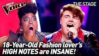 Yahto Kraft sings 'Never Enough' by Loren Allred | The Voice Stage #56