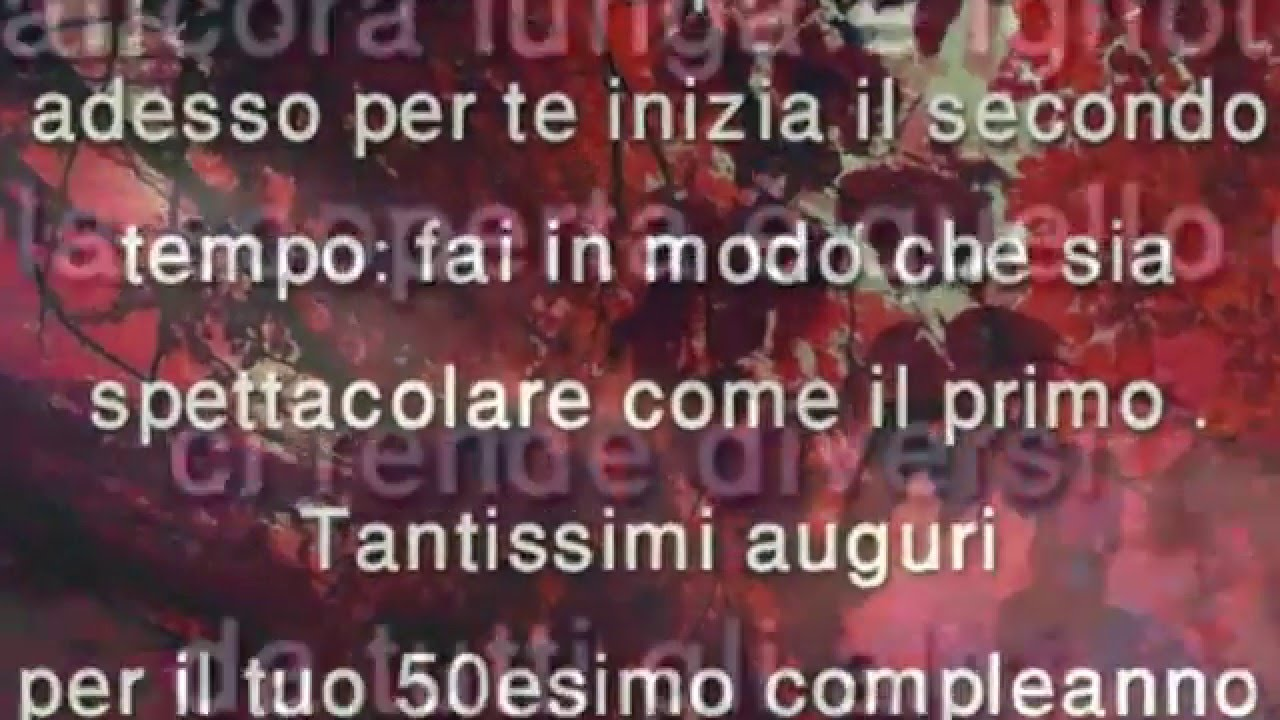Www Frasi Compleanno 50 Anni