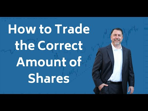 Trading Plan Share Size | Stocks for Breakfast 8-4-20