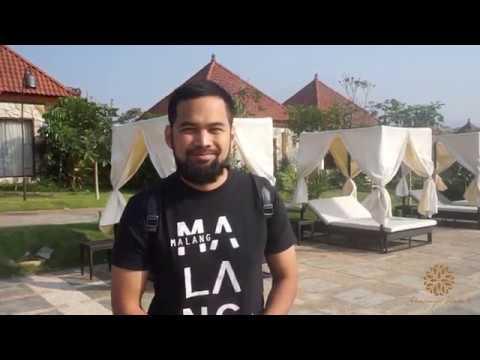 Testimoni Teuku Wisnu Di Shanaya Resort Malang Youtube