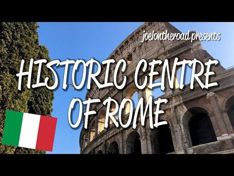 Historic Centre of Rome - UNESCO World Heritage Site