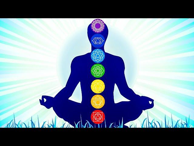Awaken All 7 Chakras ! Positive Energy Awakening | Elevate Vibration | 432 Hz Manifest Meditation