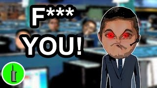 Frustrated Tech Support Scammer Keeps Subtly Swearing - The Hoax Hotel thumbnail