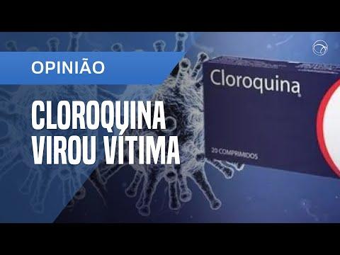 CLOROQUINA É UMA ESPERANÇA. E NÃO É DE DIREITA E NEM DE ESQUERDA ...